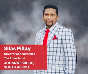 Silas Pillay
