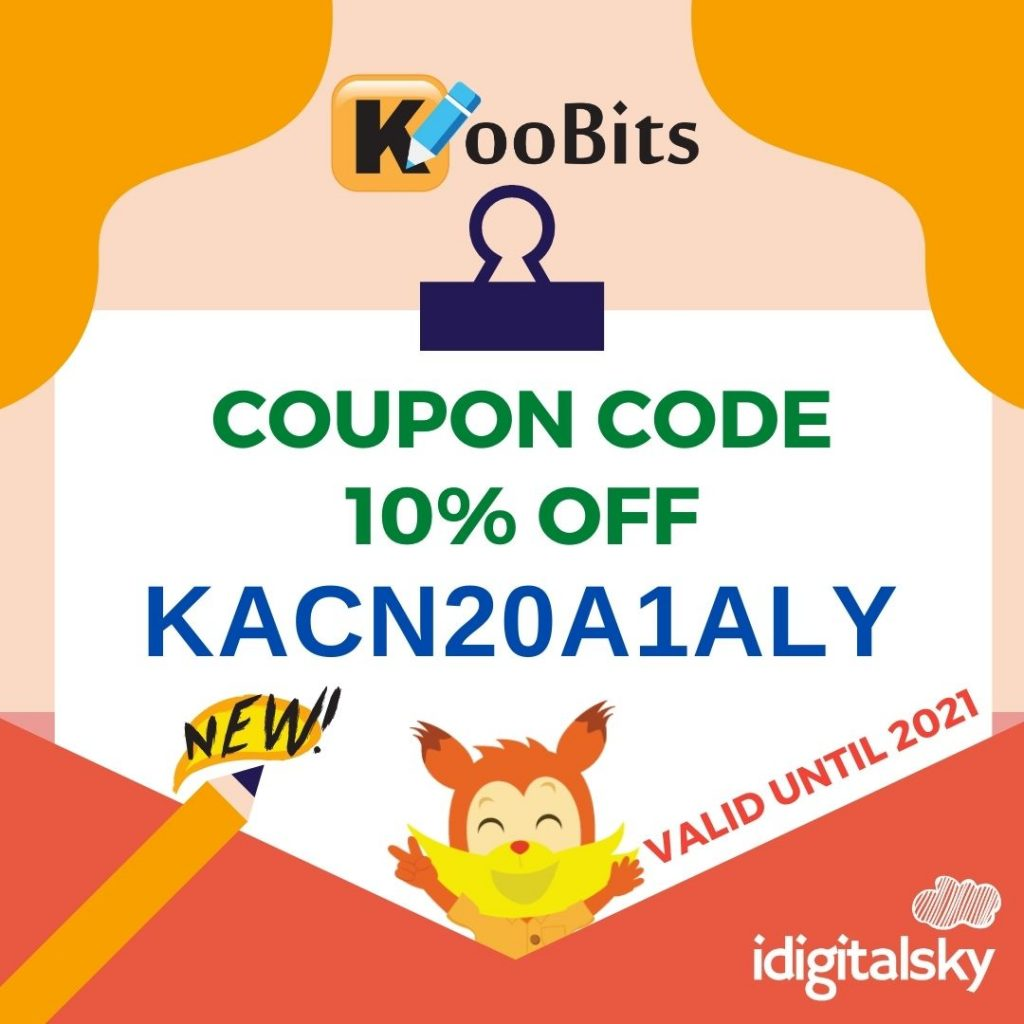 KooBits coupon code